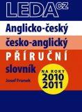 Anglicko-český a česko-anglický příruční slovník - Josef Fronek
