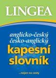 Anglicko-český, česko-anglický kapesní slovník - kol.,
