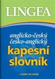 Anglicko-český, česko-anglický kapesní slovník...nejen na cesty - Lingea