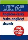 Anglicko-český a česko-anglický slovník - Josef Fronek