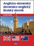 Anglicko-slovenský slovensko-anglický školský slovník - Roman Mikuláš