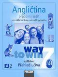Angličtina 7 pro ZŠ a víceletá gymnázia Way to Win - pracovní sešit - kolektiv autorů
