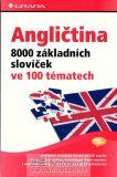 Angličtina - 8000 základních slovíček - Hans G. Hoffmann, ...