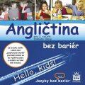 Angličtina bez bariér pro 3.ročník základní školy - CD-ROM pro dyslektiky - Dagmar Rýdlová