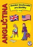 Angličtina - domácí doučování pro školáky (8 - 11 let) - Štěpánka Pařízková