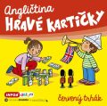 Angličtina - Hravé kartičky - červený trhák - Pavlína Šamalíková