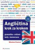 Angličtina Krok za krokem - Miloslava Pourová