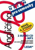 Angličtina nejen pro samouky (2xCD) - Leda