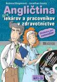 Angličtina pre lekárov a pracovníkov v zdravotníctve + CD - Božena Džuganová, ...