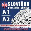 Angličtina - slovíčka A1, A2 - audioacademyeu