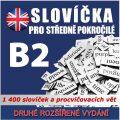 Angličtina - slovíčka B2 - audioacademyeu