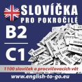 Angličtina – Slovíčka pro pokročilé B2/C1 - kolektiv autorů