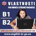 Angličtina – Vlastnosti pro pokročilejší B1_B2 - kolektiv autorů