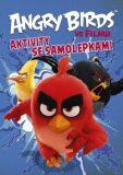 Angry Birds ve filmu - Aktivity se samolepkami - Nathalia Klimentová