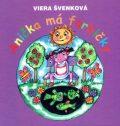Anička má farbičky - Viera Švenková
