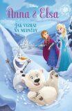 Anna a Elsa Jak vyzrát na medvědy - Erica David