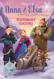 Anna & Elsa Podivuhodný ledostroj - Walt Disney