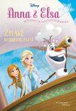 Anna a Elsa - Žhavé dobrodružství - Walt Disney