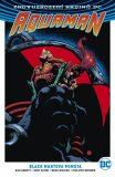 Aquaman 2: Black Mantova pomsta - Dan Abnett