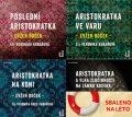 Aristokratky - CDmp3 (komplet Poslední aristokratka, Aristokratka ve varu, Aristokratka na koni, Aristokratka a vlna zločinnosti) - Evžen Boček