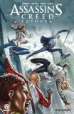 Assassins Creed Vzpoura 2 - Bod zvratu - Alex Paknadel, Dan Watters