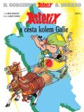 Asterix a cesta kolem Galie - Uderzo Goscinny