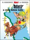 Asterix 5 - Asterix a cesta kolem Galie - René Goscinny