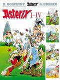 Asterix I-IV - René Goscinny, Albert Uderzo