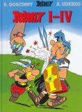 Asterix I - IV - René Goscinny, Albert Uderzo