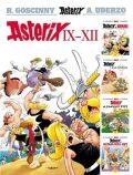 Asterix IX - XII - René Goscinny, A. Uderzo