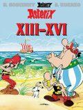 Asterix XIII - XVI - Uderzo Goscinny