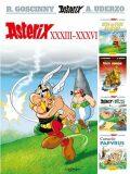 Asterix XXXIII - XXXVI - René Goscinny, Albert Uderzo