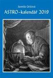 Astro-kalendář 2019 - Jarmila Gričová