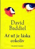Ať už je láska cokoliv - David Baddiel