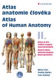 Atlas anatomie člověka II. - Atlas of Human Anatomy II. - Miloš Grim,  Ondřej Naňka, ...