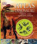 Atlas dinosaurů Úžasná cesta zaniklým světem + Interaktivní dinosauří CD-ROM - John Woodward, John Malam