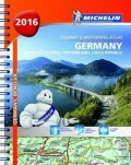 Atlas Germany, Benelux, Austria, Switzerland, Czech Republic 2016 - Michellin