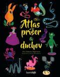 Atlas príšer a duchov - Laura Brenlla, ...