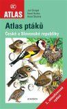 Atlas ptáků České a Slovenské republiky - 3. aktualizované vydání - Jan Dungel,  Karel Hudec, ...