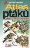 Atlas ptáků České a Slovenské republiky - Jan Dungel, Karel Hudec
