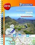 Atlas Spain and Portugal 2016 - Michellin