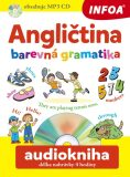 Audiokniha - Angličtina - Barevná gramatika + mp3  CD - Pavlína Šamalíková