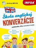 Audiokniha - Škola anglickej konverzácie + MP3 CD (SK vydanie) - Pavlína Šamalíková, ...