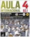 Aula Internacional 4 (B2.1) - Libro del alumno + CD - Klett