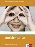Aussichten A1 KB - učebnice + 2CD - El-Ros L. Hosni