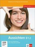 Aussichten B1.2 – Kurs/Arbeitsbuch + 2CD + DVD - neuveden