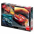 Puzzle Cars 3 Trénink - Disney Walt