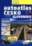 Autoatlas Česko Slovensko A4 /1:240 000/ - Žaket