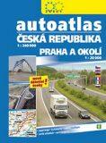 Autoatlas Česká republika + Praha a okolí /2017/ - Žaket