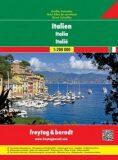 Autoatlas Itálie 1:200 000 - Freytag & Berndt